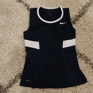 Nike Dri-Fit Fitted Tennis Top